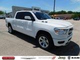 2020 Bright White Ram 1500 Big Horn Crew Cab 4x4 #138232578