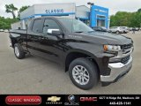 2020 Chevrolet Silverado 1500 Havana Brown Metallic