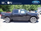 2020 Agate Black Ford F150 XL SuperCrew 4x4 #138270293