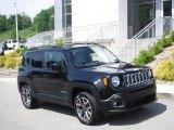 2016 Black Jeep Renegade Latitude 4x4 #138283787