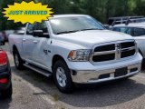 2020 Bright White Ram 1500 Classic SLT Crew Cab 4x4 #138295811