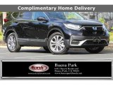 2020 Crystal Black Pearl Honda CR-V Touring AWD Hybrid #138295846