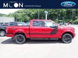 2020 Rapid Red Ford F150 XLT SuperCrew 4x4 #138306469
