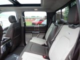 2020 Ford F150 Limited SuperCrew 4x4 Rear Seat