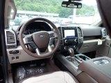 2020 Ford F150 Limited SuperCrew 4x4 Dashboard