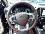 2020 Ford F150 Limited SuperCrew 4x4 Steering Wheel