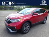 2020 Radiant Red Metallic Honda CR-V EX-L AWD #138306464