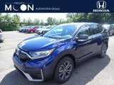 2020 Obsidian Blue Pearl Honda CR-V EX-L AWD #138306460