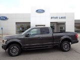 2020 Magnetic Ford F150 XLT SuperCab 4x4 #138306548