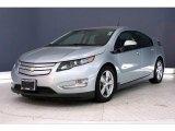 2013 Chevrolet Volt  Front 3/4 View