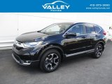2017 Crystal Black Pearl Honda CR-V Touring AWD #138319283