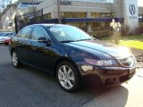 2005 Nighthawk Black Pearl Acura TSX Sedan #13820366