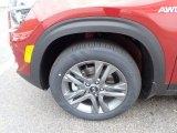 Kia Seltos Wheels and Tires