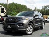 2020 Ford Explorer FWD Data, Info and Specs