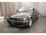 2006 Sparkling Graphite Metallic BMW 3 Series 330i Convertible #13811671