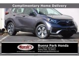 2020 Modern Steel Metallic Honda CR-V LX #138360530