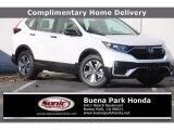 2020 Platinum White Pearl Honda CR-V LX #138360527