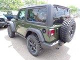2020 Jeep Wrangler Sarge Green