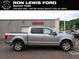 2020 Iconic Silver Ford F150 Platinum SuperCrew 4x4 #138373986