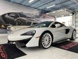 McLaren 570GT Data, Info and Specs
