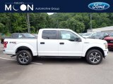2020 Oxford White Ford F150 XL SuperCrew 4x4 #138404857