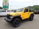 2020 Jeep Wrangler Hellayella
