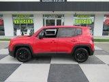 2017 Colorado Red Jeep Renegade Sport #138416702