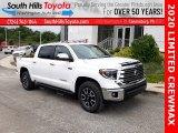 2020 Super White Toyota Tundra Limited CrewMax 4x4 #138416641