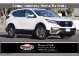 2020 Platinum White Pearl Honda CR-V EX-L #138442818