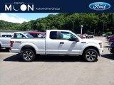 2020 Oxford White Ford F150 XL SuperCab 4x4 #138460159