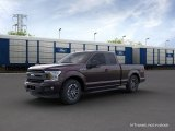 Magma Red Ford F150 in 2020