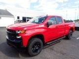 2020 Red Hot Chevrolet Silverado 1500 Custom Trail Boss Double Cab 4x4 #138460132