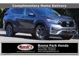 2020 Modern Steel Metallic Honda CR-V EX AWD #138477656