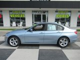 2013 Liquid Blue Metallic BMW 3 Series 328i Sedan #138477679