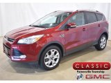 2014 Ruby Red Ford Escape Titanium 1.6L EcoBoost 4WD #138488546