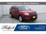 2017 Ruby Red Ford Explorer FWD #138487889