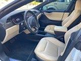 2016 Tesla Model S Interiors