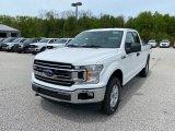 2020 Oxford White Ford F150 XLT SuperCab 4x4 #138489148