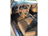 Pontiac Interiors