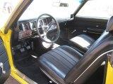 Buick GSX Interiors