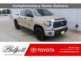2020 Quicksand Toyota Tundra TSS Off Road CrewMax #138487873