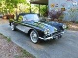 Chevrolet Corvette 1959 Data, Info and Specs
