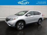 2015 Alabaster Silver Metallic Honda CR-V Touring #138486539
