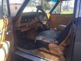 Jeep Grand Wagoneer Interiors