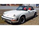 1976 Porsche 911 White