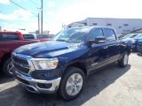 2020 Patriot Blue Pearl Ram 1500 Big Horn Crew Cab 4x4 #138487771