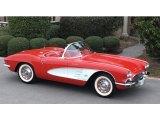 Chevrolet Corvette 1961 Data, Info and Specs