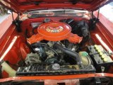 Plymouth 'Cuda Engines