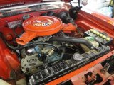 Plymouth 'Cuda Engines