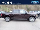2020 Magma Red Ford F150 XLT SuperCrew 4x4 #138487721